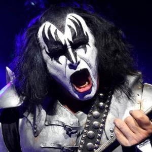 Rock God Gene Simmons