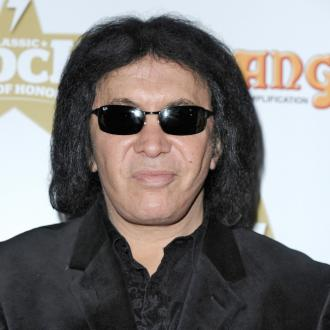Gene Simmons Has 'Boy Crush' On Clooney