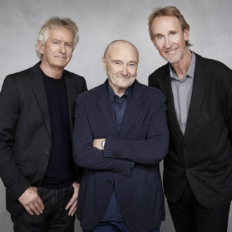 Phil Collins rules himself out of future Genesis tours due to ill health