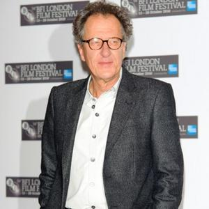 Geoffrey Rush: 'King's Speech Is A Bromance'