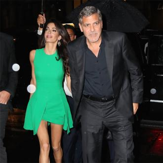George Clooney 'wears the pants' in marriage