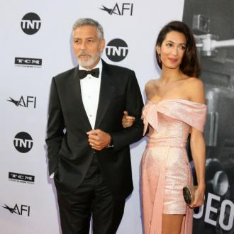 Amal Clooney praises 'great love' George