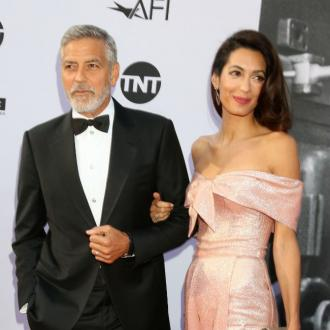 George Clooney's twins slept through birthday