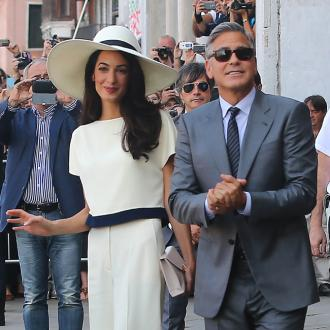 George And Amal Clooney Throw Post-wedding Party