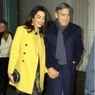 Amal Clooney splashes out on Porsche for George