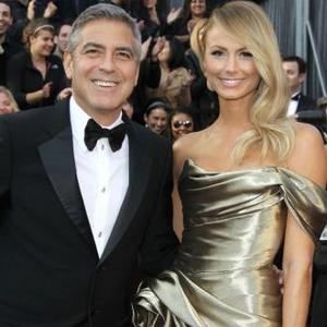 Stacy Keibler Had 'Wonderful' Time At Oscars With George