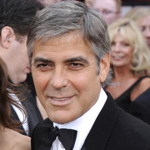 Blanket Man George Clooney