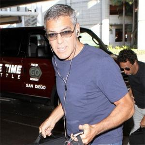 George Clooney Doesn't Recognise His Older Self