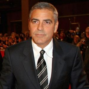 George Clooney Lends Support To Charity Campaign