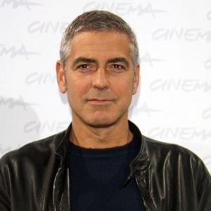 George Clooney Doesn't Need Much Sleep