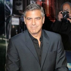 George Clooney's Big Mac Celebration
