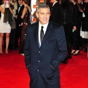 George Clooney And Denzel Washington Are 'Men On Fire'