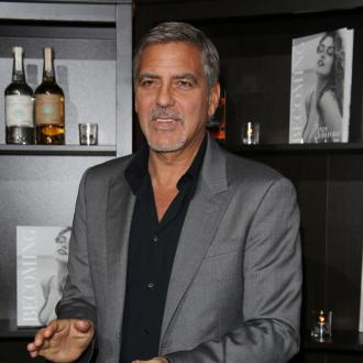 George Clooney has tennis court built on property
