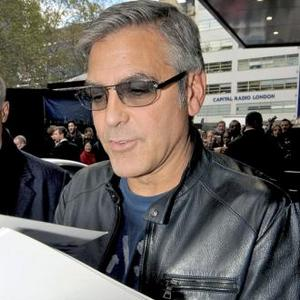 George Clooney Auctions Car
