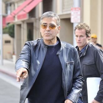 George Clooney Played Garbage Art Prank