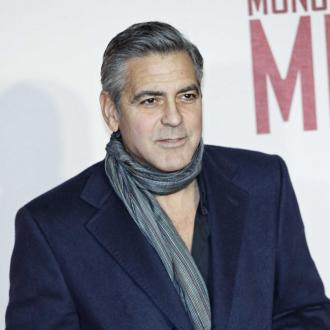 George Clooney Argues Over Obama