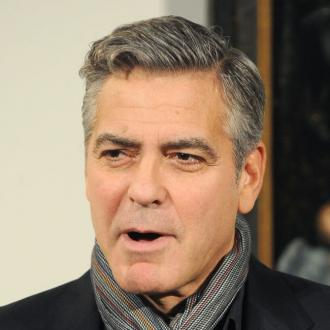 George Clooney Celebrates Engagement