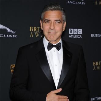 George Clooney Dines With FiancéE's Mother