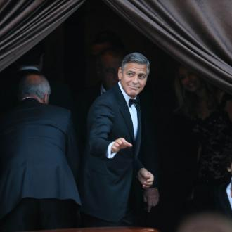 George Clooney Is Going To See A Pantomime