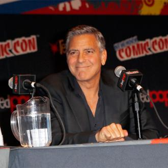 George Clooney Slams Lack Of Support For Sony