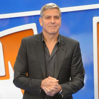 Technophobe George Clooney's Phone Fury