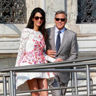 George Clooney Danced 'All Night Long' After Wedding