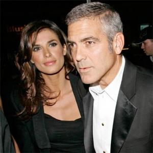 George Clooney And Elisabetta Canalis Split