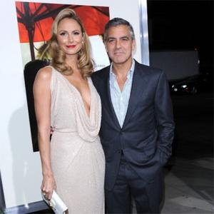 George Clooney And Stacy Enjoy Third Vacation