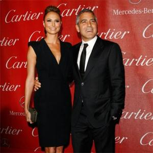 Stacy Keibler Calls Clooney The 'Best Date In The World