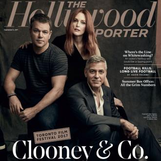 George Clooney reveals all on proposal