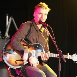 George Ezra gave up alcohol after BRITs