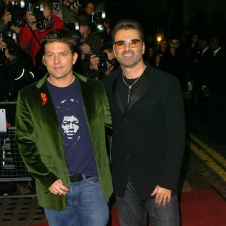 George Michael close to Kenny Goss again