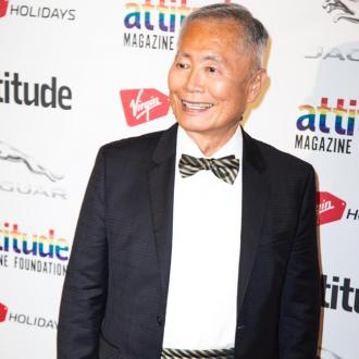 George Takei didn't like feeling 'different'