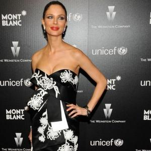 Proud Mother Georgina Chapman