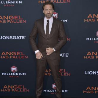 Gerard Butler and Morgan Brown split