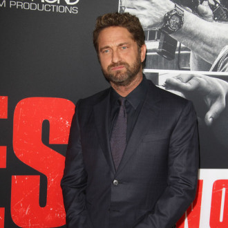 Gerard Butler admits to being a 'control freak'