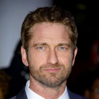 Gerard Butler's Private Screening For Us Marines