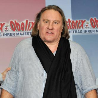 Gerard Depardieu Becomes Official Russian Resident