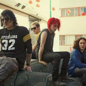 Gerard Way's Old Rock Rebellion
