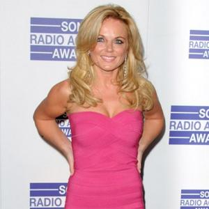 Geri Halliwell Dresses For Herself