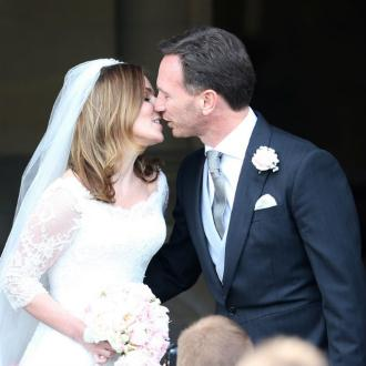 Geri Halliwell Danced To The Four Tops At Wedding