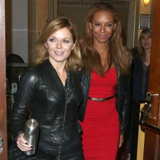 Geri Halliwell 'Annoyed' At Mel B Wedding Snub