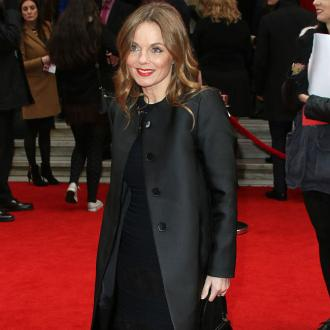 Geri Horner's daughter to choose sibling's name