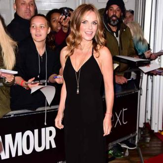 Geri Horner was nervous about making new music