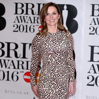 Geri Horner feels 'lucky' to have a child in her 40s