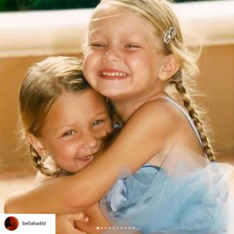 Gigi Hadid is swamped with heartfelt tributes on her birthday