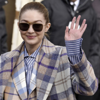 Gigi Hadid doesn't think she should voice opinion on modelling outfits