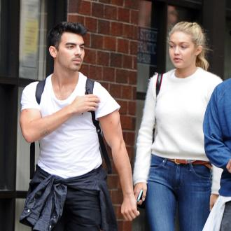 Gigi Hadid and Joe Jonas 'taking it step by step'
