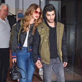 Gigi Hadid won't 'embarrass' Zayn malik at American Music Awards