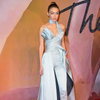 Gigi Hadid is crowned International Model at The Fashion Awards 2016
